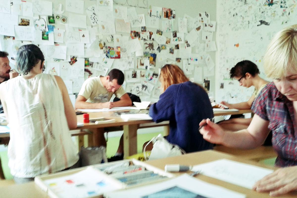 Verweht & Verwachsen Workshop in Freiburg